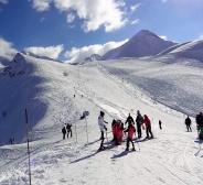 Les Gourgs Blancs à Val Louron