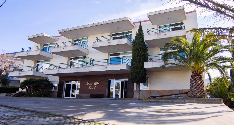 Plan D U0026 39 Acc U00e8s R U00e9sidence Agi Rescator Resort  U00e0 Rosas  Espagne