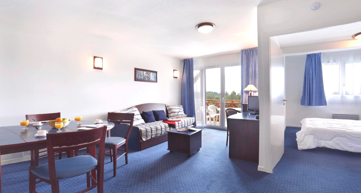 Location r sidence bolqu re r sidence appart vacances for Location en appart hotel