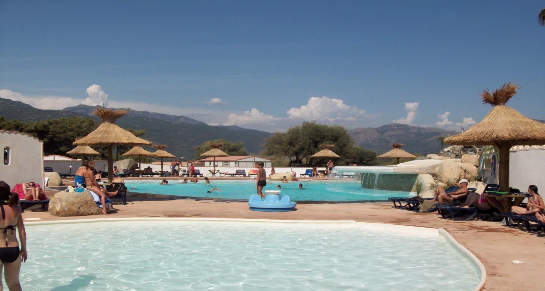 Location camping propriano camping le tikiti for Camping corse du sud avec piscine