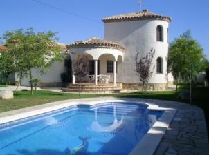 avec piscine privée à L'Ametlla de Mar